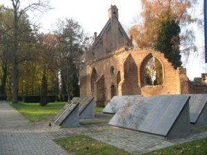 ruinykościoła